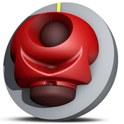 Bowlingball Bowlingkugel Roto Grip Hysteria – Bild 2