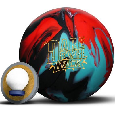 Bowlingball Roto Grip Dare Devil Trick – Bild 2