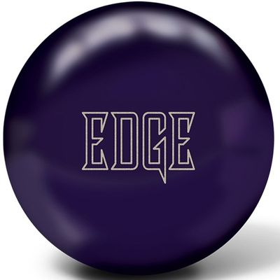 Bowlingball Brunswick Edge Dark Purple Solid – Bild 1