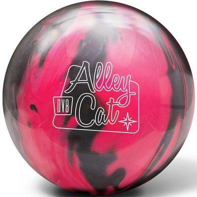 Bowlingball DV 8  Alley Cat Pink/Black – Bild 1