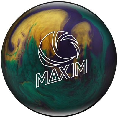 Bowlingball Ebonite Maxim - Emerald Glitz – Bild 1