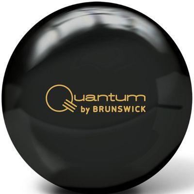 Brunswick Reaktivball Quantum Classic Black – Bild 2