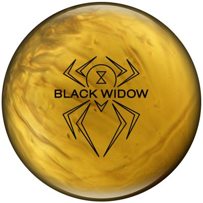 Bowlingball Hammer Black Widow GOLD – Bild 1