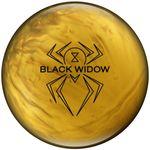Bowlingball Hammer Black Widow GOLD 001