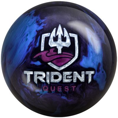 Bowlingball Reaktiv Motiv Trident Quest