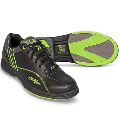 Bowlingschuhe KR Strikeforce Raptor BlackLime – Bild 1
