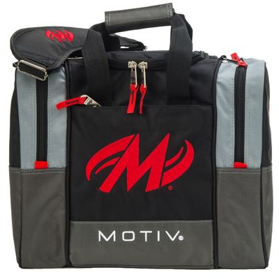 Bowlingtasche Single Motiv Shock 1-Ball Tote Black
