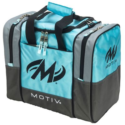 Bowlingtasche Single Motiv Shock 1-Ball Tote Cyan – Bild 2