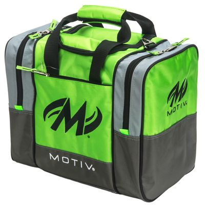 Bowlingtasche Single Motiv Shock 1-Ball Tote Lime – Bild 2