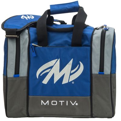 Bowlingtasche Single Motiv Shock 1-Ball Tote Blue – Bild 1
