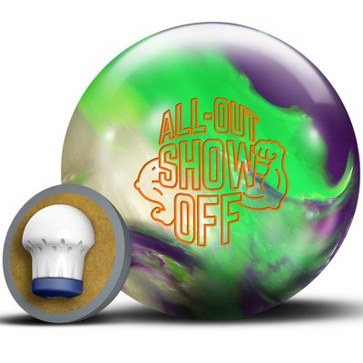 Bowlingball Reaktiv Roto Grip All-Out Show Off – Bild 1