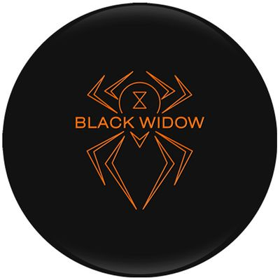 Bowlingball Hammer Black Widow Urethane