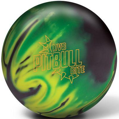 Bowlingball Reaktiv DV 8 Pitbull Bite – Bild 1