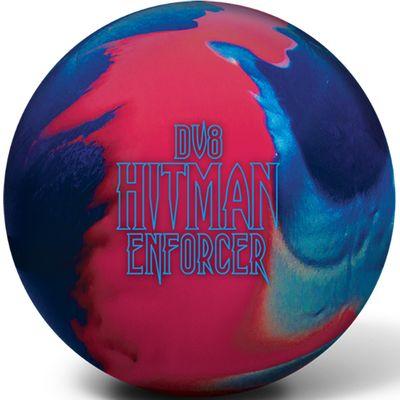 Bowlingball Reaktiv DV 8 Hitman Enforcer – Bild 5