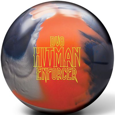 Bowlingball Reaktiv DV 8 Hitman Enforcer
