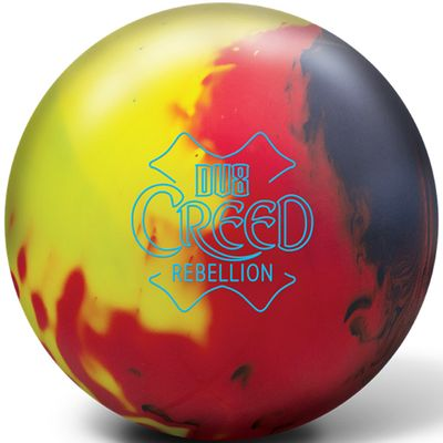 Bowlingball Reaktiv DV 8 Creed Rebellion
