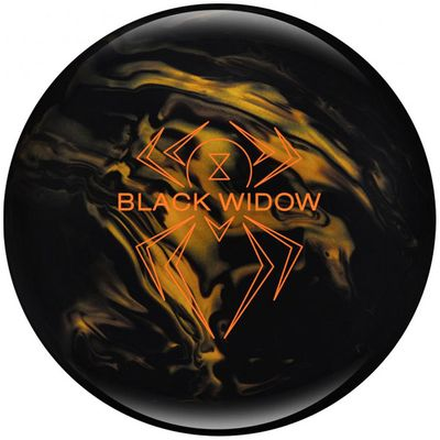 Bowlingball Hammer Black Widow BlackGold – Bild 1