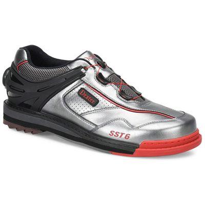 Bowlingschuhe Dexter SST 6 Hybrid BOA Grey-Black-Red