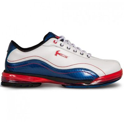 Bowlingschuhe Hammer Force Patriot White/Navy/Red – Bild 1