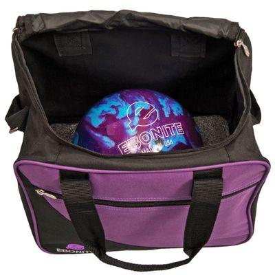 Bowling Ball Tasche EBONITE Basic Single Lime – Bild 2