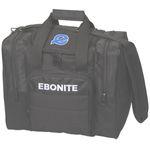 Bowlingtasche EBONITE Impact Plus Black 001