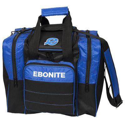 Bowlingtasche EBONITE Impact Plus RoyalBlack – Bild 1
