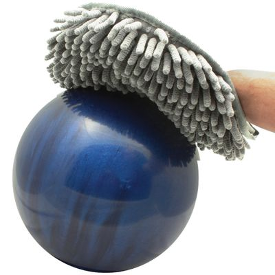 Brunswick Ball Mop Microfasertuch
