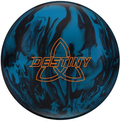 Bowlingball Reaktiv EBONITE Destiny Solid – Bild 1