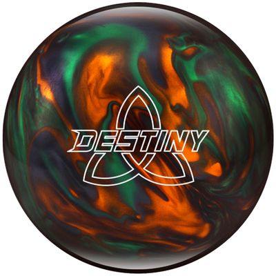Bowlingball Reaktiv EBONITE Destiny Pearl – Bild 1