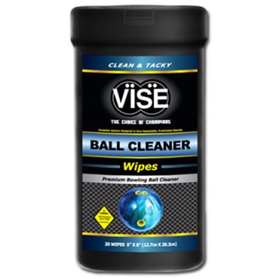 VISE Ball Cleaner Wipes