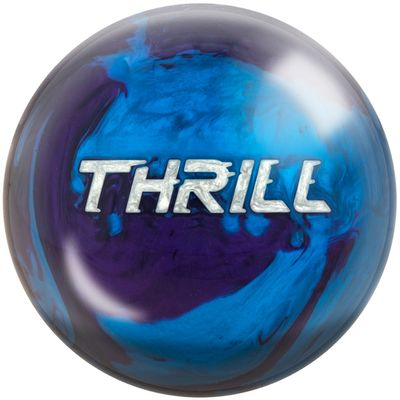 Bowlingball Reaktiv Motiv Thrill Blue/PurplePearl – Bild 1