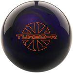 Bowlingball Reaktiv EBONITE Turbo R PurpleBlack 001