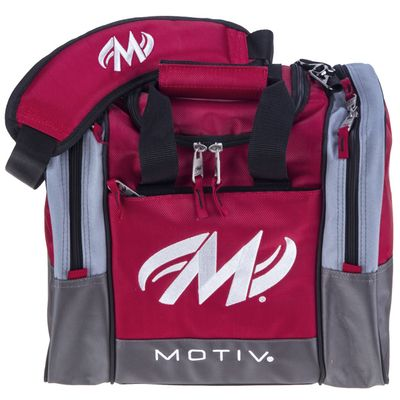 Bowlingtasche Single Motiv Shock 1-Ball Tote Red
