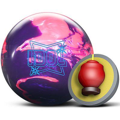 Bowlingball Roto Grip Idol Pink Pearl – Bild 2