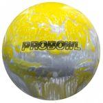 Bowlingball Pro Bowl WeißGelb 001