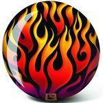 Bowlingball BRUNSWICK Viz-a-Ball Flame 001