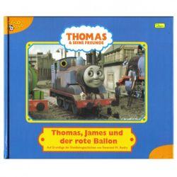 Thomas, James und der rote Ballon | Thomas & seine Freunde | Buch | Band 2 001