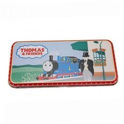 Stifte Etui | 19 x 9 x 3 cm | Thomas & seine Freunde | Stiftebox Zinn