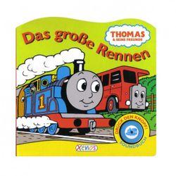 Das große Rennen | Thomas & seine Freunde | Soundbuch 001