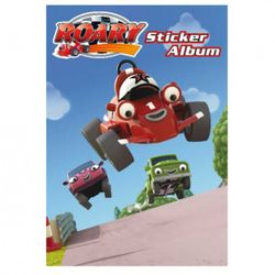 Roary Rennauto - Sticker Album A5 HF