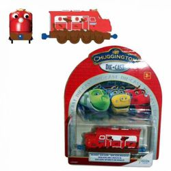 Chuggington - Die Cast Serie - Lokomotive Matsch Wilson