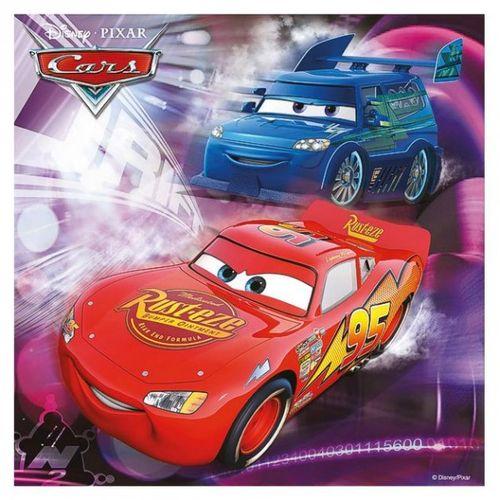Puzzle | 3x49 Teile | Disney Cars | Ravensburger | Auf der Rennstrecke – Bild 3