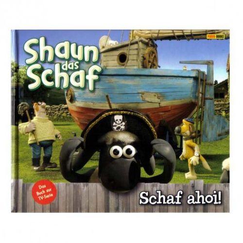Schaf Ahoi! | Shaun das Schaf | Geschichten- Buch | Band 11
