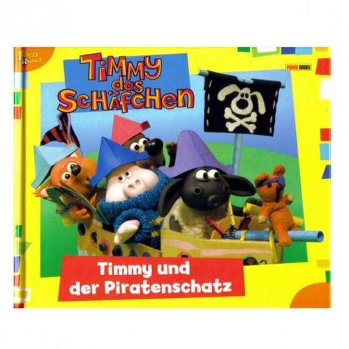 Timmy & der Piratenschatz | Timmy das Schäfchen | Geschichten-Buch | Band 3