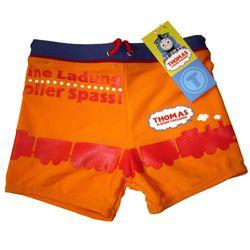Badehose | Thomas & seine Freunde | Kinder Shorty | orange | Größe 92 001