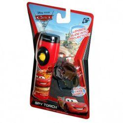 Projektionslampe | Disney Cars | Kinder Taschen-Lampe | Handprojektor 001
