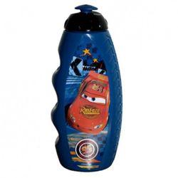 Trinkflasche | Disney Cars | blau | 400 ml | Kinder Sport-Flasche 001