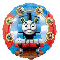 Folien Ballon 45 cm | Thomas & seine Freunde | Kinder Party Geburtstag 001
