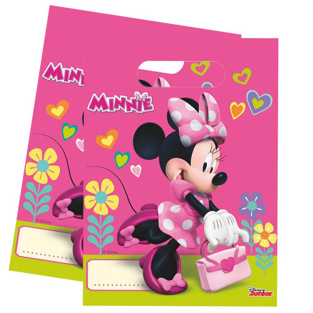 minnie maus party geburtstag geschenkt ten 6 st ck mouse. Black Bedroom Furniture Sets. Home Design Ideas