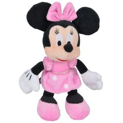 Minnie Maus | Disney | Plüsch | Figur Minnie | Softwool | 21 cm